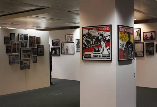 Patrice Poch » Exhibitions